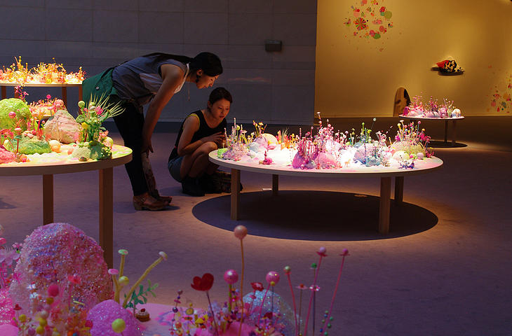 Candyland: l'univers artistique des bonbons 9