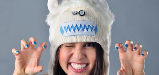 Des bonnets insolites pour cet hiver 2