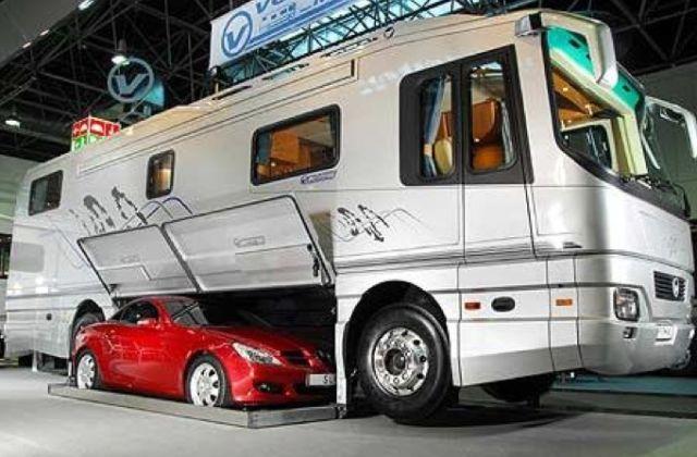 Découvrez ce bus incroyable au confort très luxueux ! 2