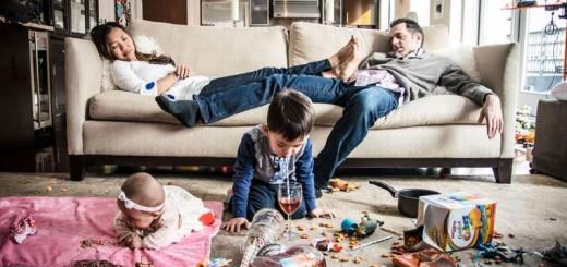 Les parents vivent parfois des situations difficiles ! 1