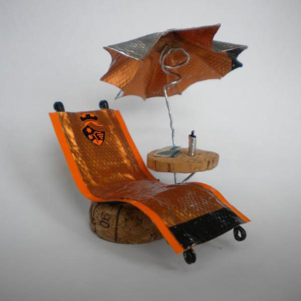 chaise champagne 1