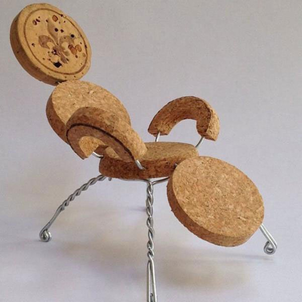 chaise champagne 17