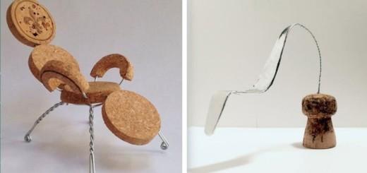 CONCOURS : Des chaises en bouchon de champagne ! 18