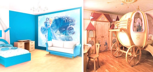12 chambres inspirées de l'univers Disney 14
