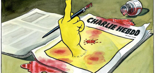 20 dessinateurs de tout pays rendent hommage aux victimes de Charlie Hebdo 6