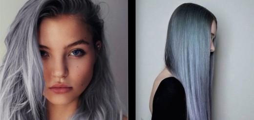 Mode et Tendance : Les cheveux gris reviennent à la mode. 10