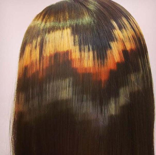 cheveux pixel10