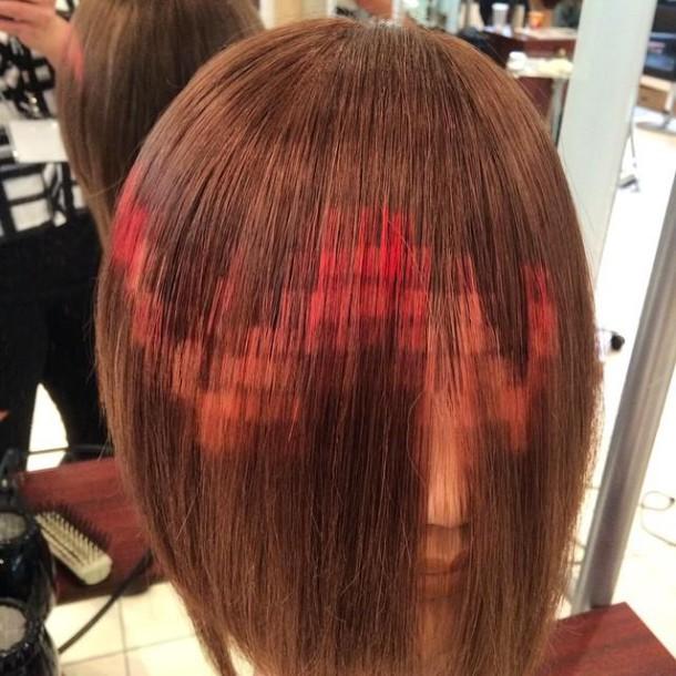 cheveux pixel4