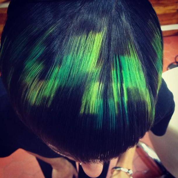 cheveux pixel5