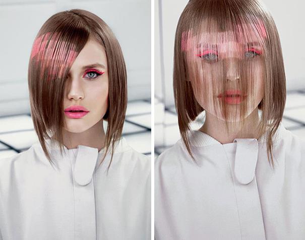 cheveux pixel6