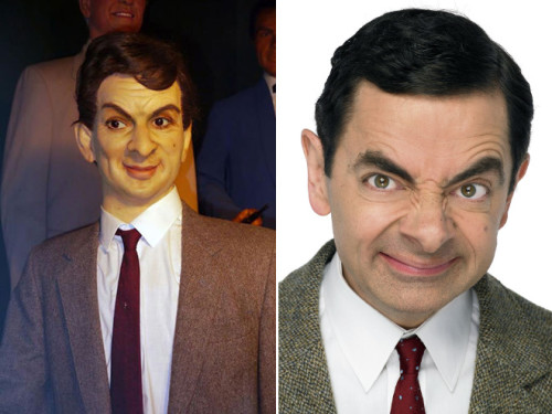 mister bean insolite