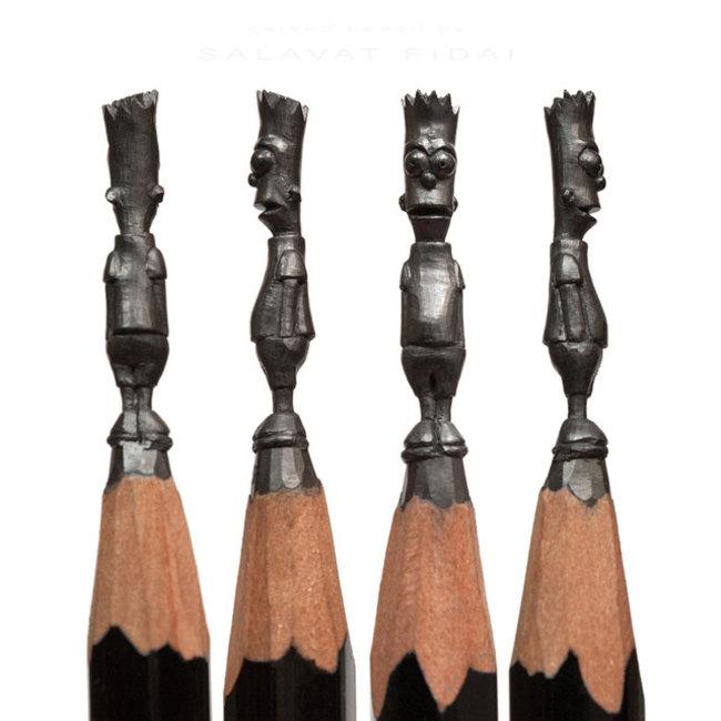 Quand un crayon gris devient une oeuvre d'art 5