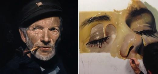 ART : les peintures hyper-réalistes de Mike Dargas 13