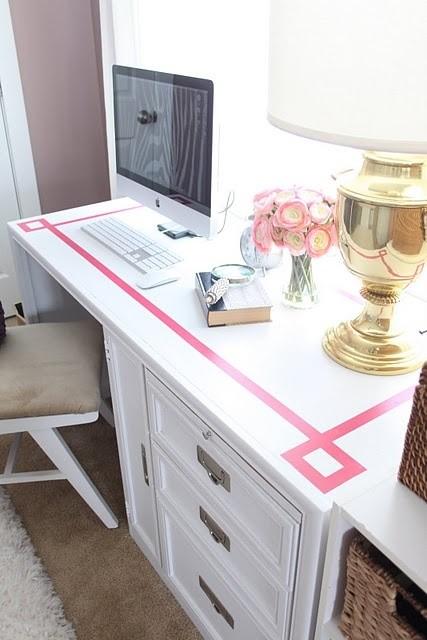 DECO : égayez votre intérieur avec de simples rouleaux adhésifs colorés 11