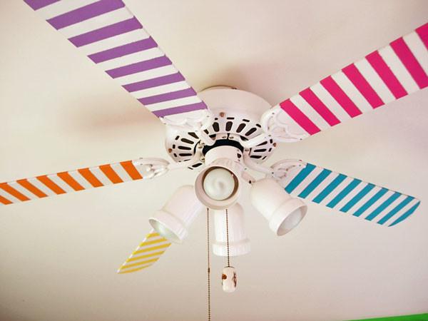 DECO : égayez votre intérieur avec de simples rouleaux adhésifs colorés 16