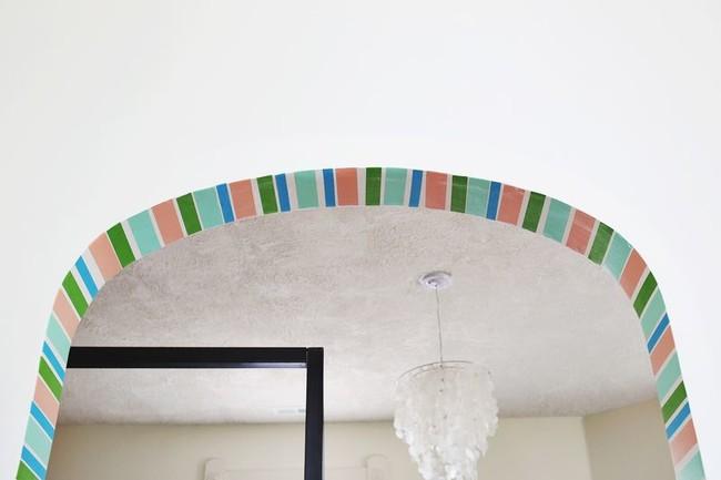 DECO : égayez votre intérieur avec de simples rouleaux adhésifs colorés 17