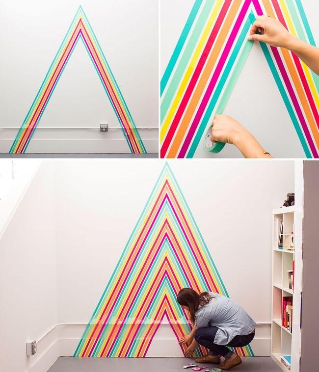 DECO : égayez votre intérieur avec de simples rouleaux adhésifs colorés 2