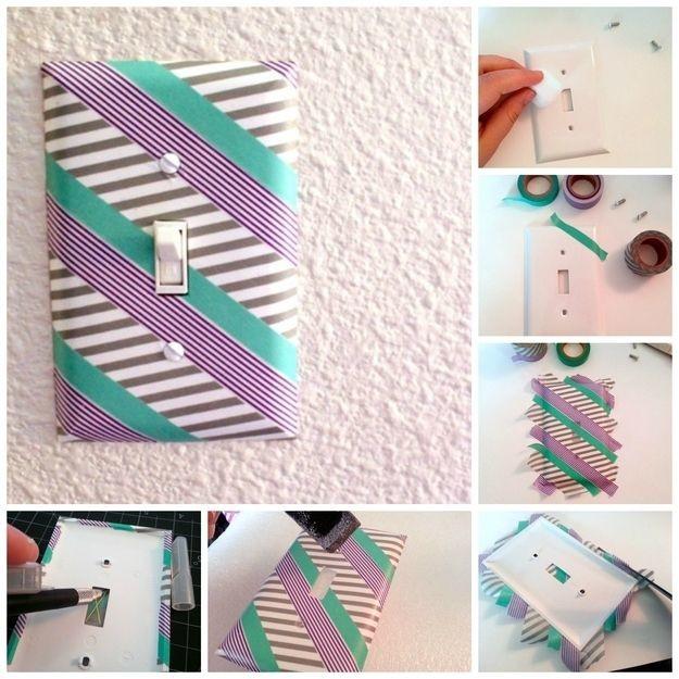 DECO : égayez votre intérieur avec de simples rouleaux adhésifs colorés 7