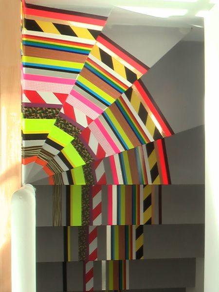 DECO : égayez votre intérieur avec de simples rouleaux adhésifs colorés 8