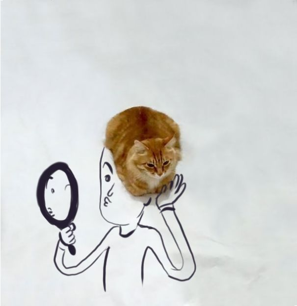 dessin-chat-amusant-15
