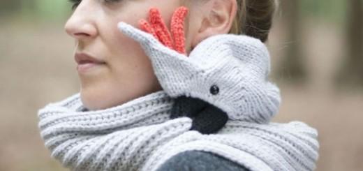 Les écharpes incontournables pour cet hiver 13