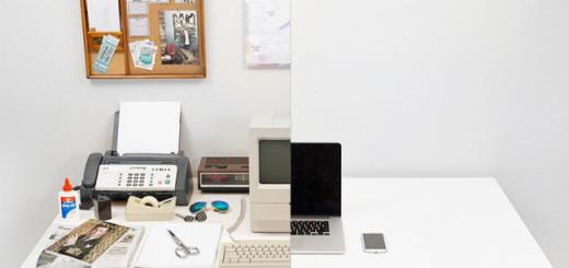 AVANT/APRES : l'évolution du bureau sur 30 ans 1