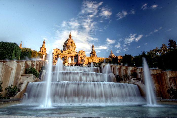 Tour du monde des plus belles fontaines for Les plus belles tours du monde