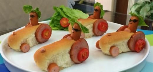 FOOD ART : Il donne vie à ses assiettes 9