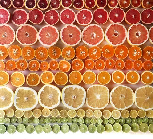 Des fruits et légumes hauts en couleurs 8