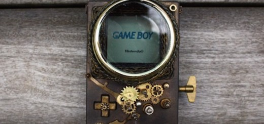 La Game Boy version steampunk 11