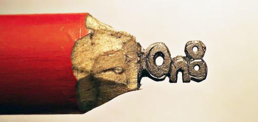 Ce sont bien des sculptures sur mine de crayon… Impensable ! 4