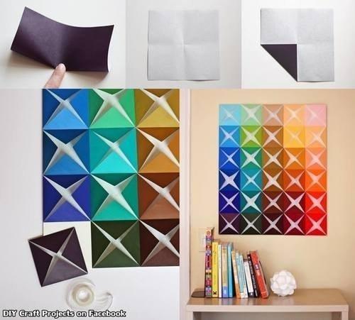 30 idées créatives pour habiller les murs de votre maison 14