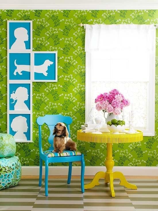 30 idées créatives pour habiller les murs de votre maison 16