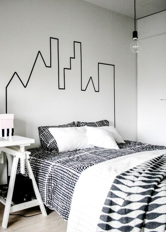 30 idées créatives pour habiller les murs de votre maison 18