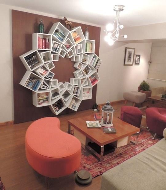30 idées créatives pour habiller les murs de votre maison 22