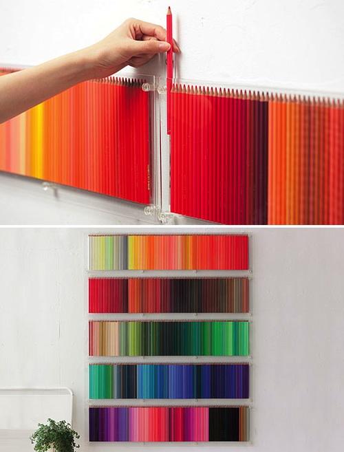 30 idées créatives pour habiller les murs de votre maison 23