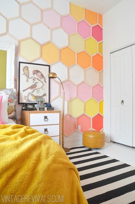 30 idées créatives pour habiller les murs de votre maison 24