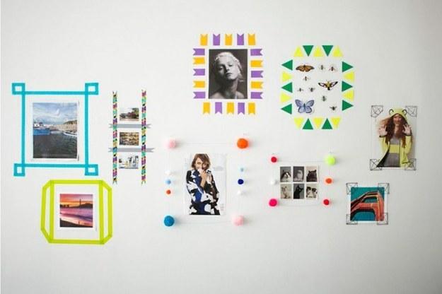 30 idées créatives pour habiller les murs de votre maison 26