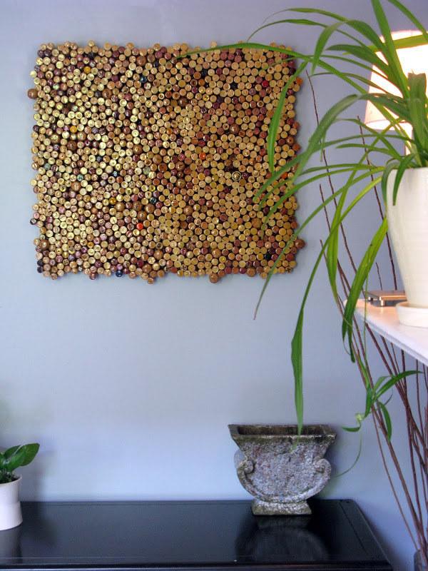 30 idées créatives pour habiller les murs de votre maison 30