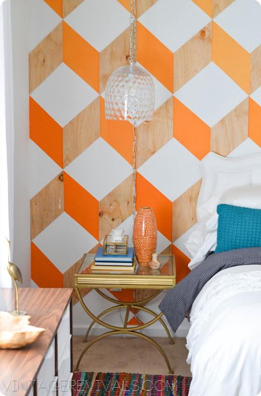 30 idées créatives pour habiller les murs de votre maison 5