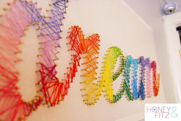 30 idées créatives pour habiller les murs de votre maison 8