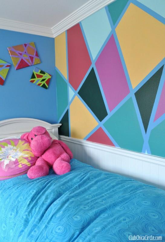 30 idées créatives pour habiller les murs de votre maison 9