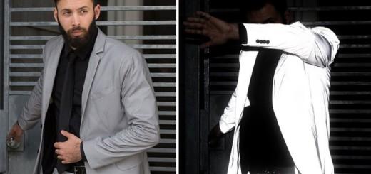 INSOLITE : Des vêtements anti-paparazzi qui ruinent les photos ! 2