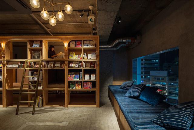hotel-bibliotheque-tokyo-1