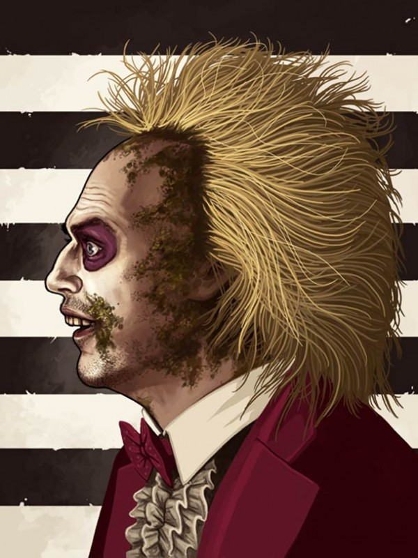 ART : les superbes portraits de Mike Mitchell 1