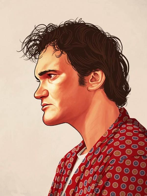 ART : les superbes portraits de Mike Mitchell 10