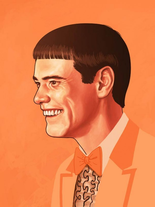 ART : les superbes portraits de Mike Mitchell 14