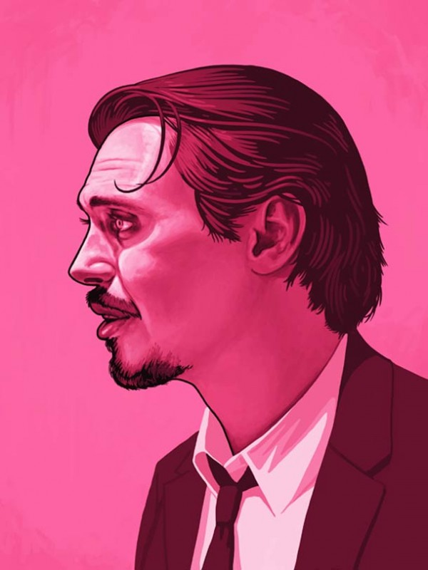 ART : les superbes portraits de Mike Mitchell 13