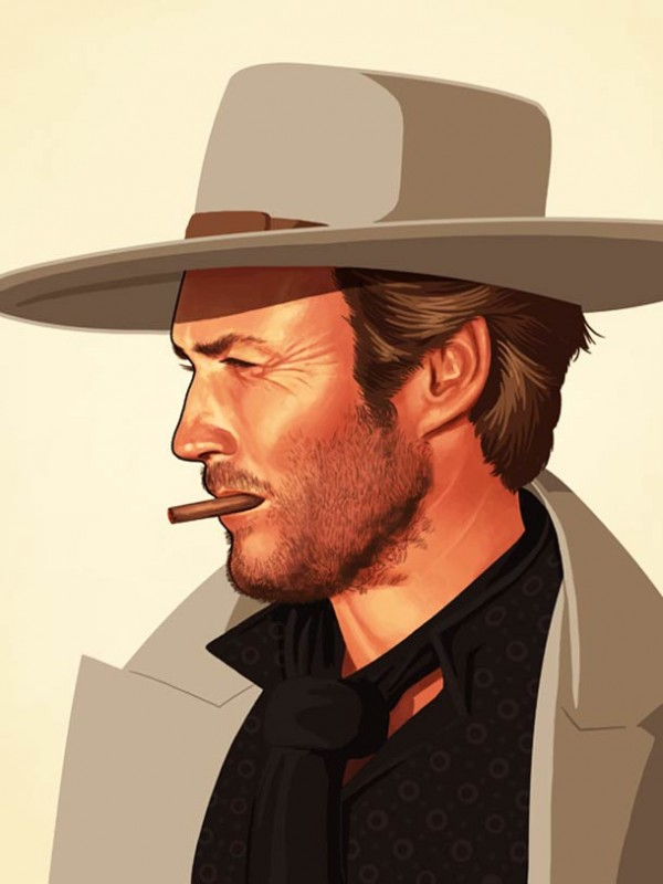 ART : les superbes portraits de Mike Mitchell 20