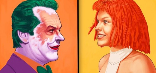 ART : les superbes portraits de Mike Mitchell 38